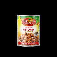 California Garden Fava Beans (With Cumin) 450g