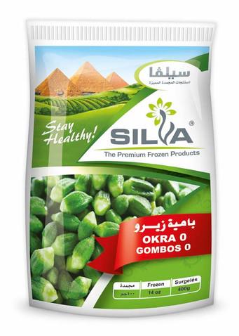 Silva - Frozen Okra (Zero) [400g]