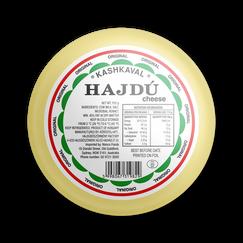 Hajdu Kashkaval Cheese - Cow [700g]