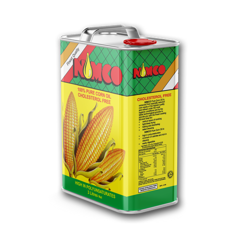 Nimco Corn Oil [3L]