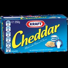 Kraft Cheddar Cheese [250g]