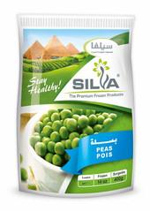 Silva - Frozen Green Peas [400g]