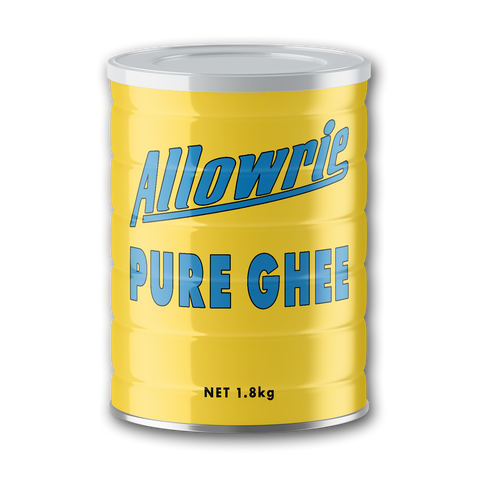 Allowrie Pure Ghee [1.8kg]
