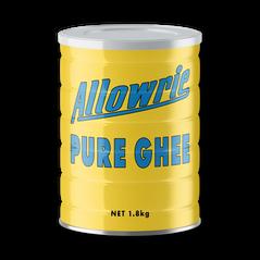 Allowrie Pure Ghee [1.8kg]