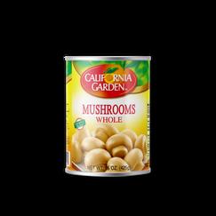 California Garden Mushrooms (Whole) 425g