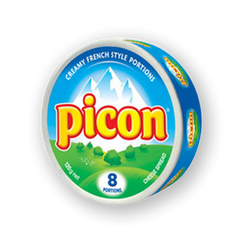 Picon Cream Cheese Portions [120g]