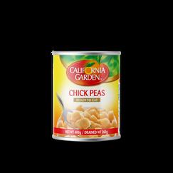 California Garden Boiled Chickpeas 400g