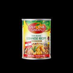 California Garden Fava Beans (Lebanese Recipe) 450g