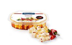 Taverna Cheese - Salad Cubes (Chilli) [100g]