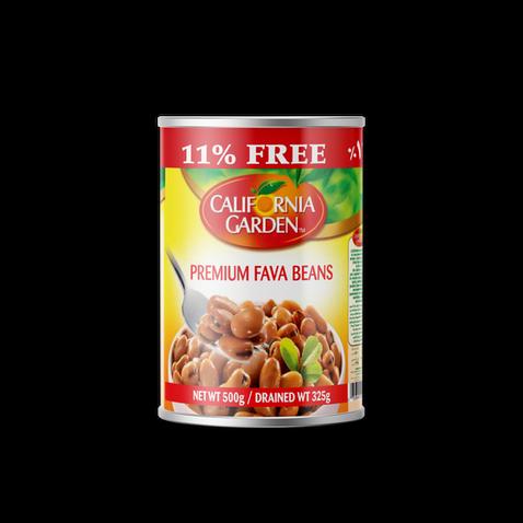 California Garden Fava Beans 500g
