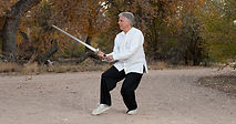 tai chi sword Santa Fe New Mexico