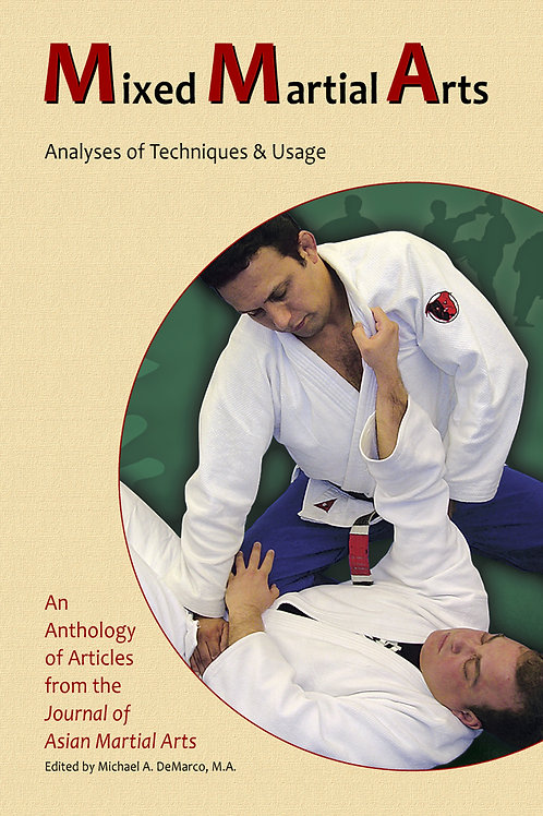 Mixed Martial Arts: Analyses of Techniques & Usage