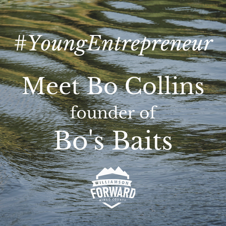 #YoungEntrepreneur: Bo Collins, Age 8