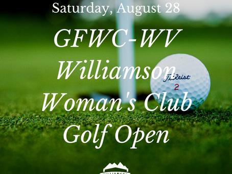2021 Williamson Woman's Club Golf Open