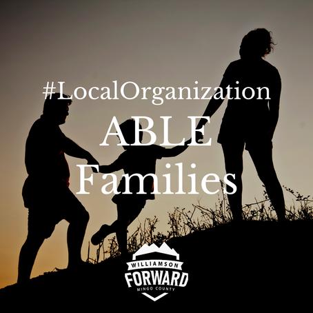 #LocalOrganization: ABLE Families