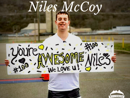 To 100 Miles and Beyond! #LocalRunner: Niles McCoy