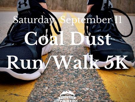2021 Coal Dust 5K Run/Walk