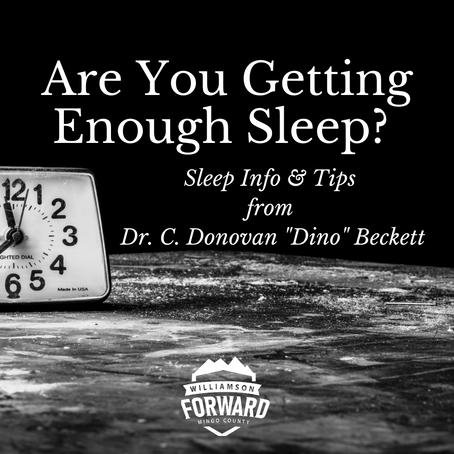 Did You Sleep Well Last Night?