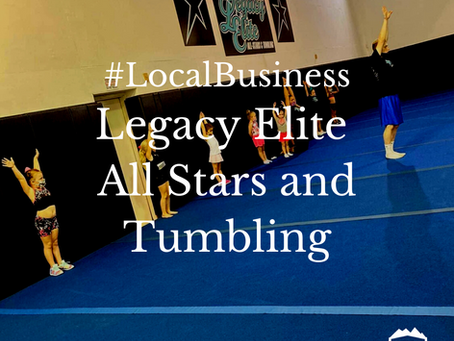 #LocalBusiness: Legacy Elite All Stars and Tumbling