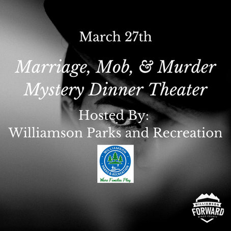 Marriage, Mob, & Murder Mystery Dinner Theater