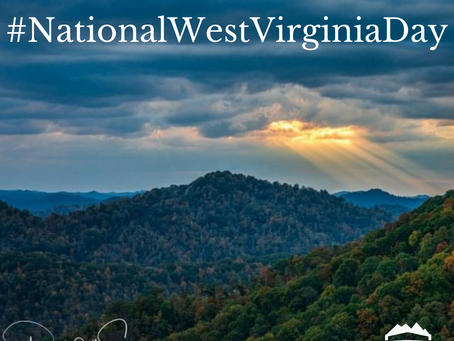March 22nd is National West Virginia Day- Another Day to Celebrate West Virginia!