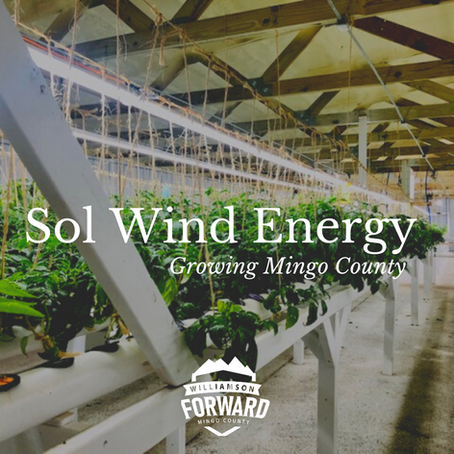 Sol Wind Energy, LLC: Growing Mingo County