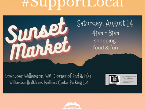 #SupportLocal: The Sunset Market in Williamson