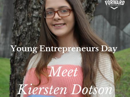 YED 2020 Spotlight: Kiersten Dotson