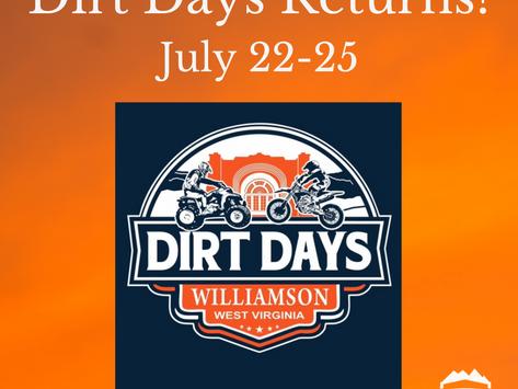 Dirt Days Off-Road Festival 2021