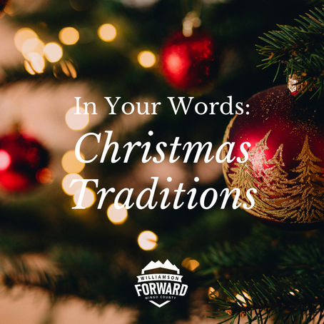 In Your Words: Christmas Traditions