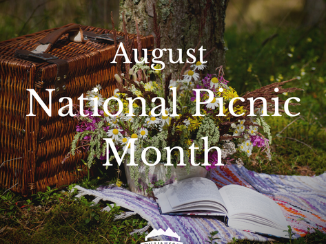 August is National Picnic Month