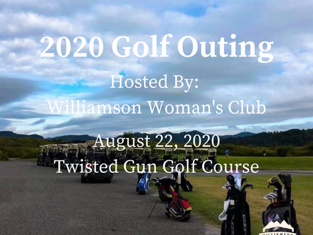 2020 Williamson Woman's Club Golf Outing