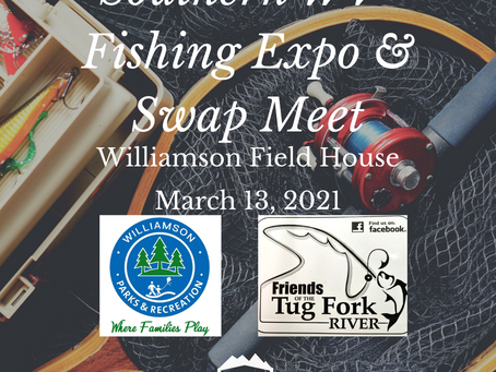 #NewEvent: Southern WV Fishing Expo & Swap Meet