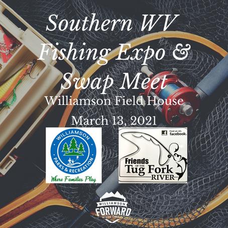 #NewEvent: Southern WV Fishing Expo & Swap Meet