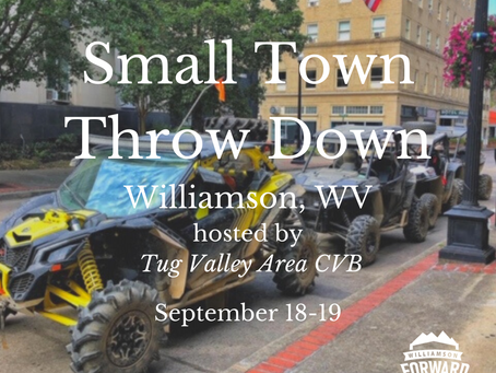 Two Days of Small Town Fun on the Trails!