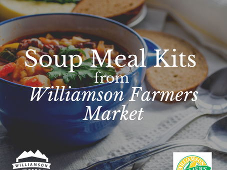Cold Weather Calls for Warm Soup!