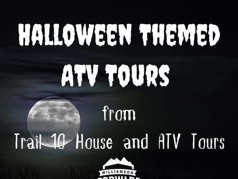 Spooky Fun and Creepy Rides!