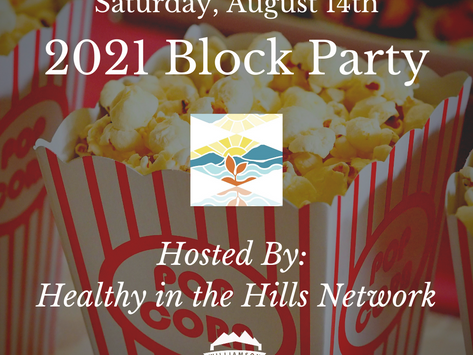 It's Time for a Block Party!