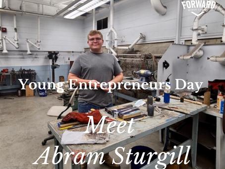 YED 2020 Spotlight: Abram Sturgill