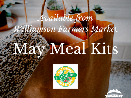 May Meal Kits from Williamson Farmers Market