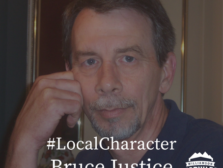 #LocalCharacter: Bruce Justice