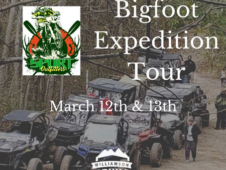 Is Bigfoot a Local? Join the Bigfoot Expedition and You Can Decide!