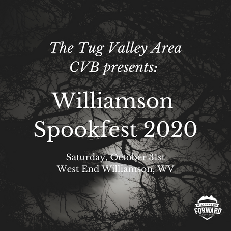 Williamson Spookfest 2020: It'll Be a Spooky Good Time!