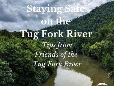 Staying Safe on the Tug Fork River
