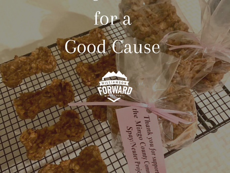 Dog Treats for a Good Cause