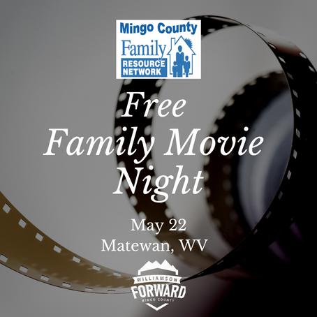 Free Family Movie Night!!