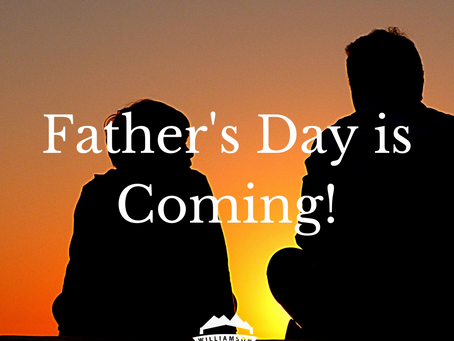 Father's Day is Coming!!!