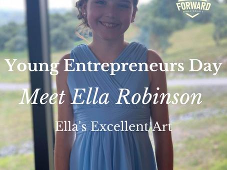YED 2020 Spotlight: Ella Robinson