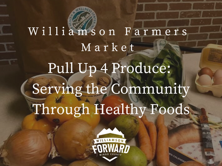 Pull Up 4 Produce: Serving the Community Through Healthy Foods