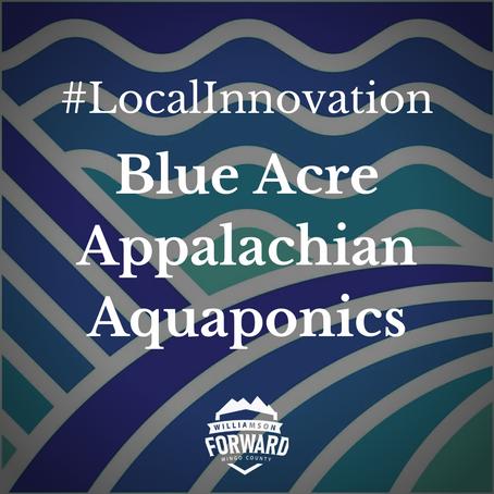 Blue Acre Appalachian Aquaponics: Local Innovation